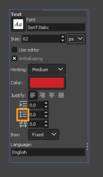How to add fonts to GIMP 25