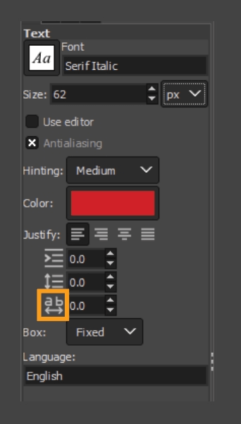How to add fonts to GIMP 26