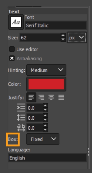 How to add fonts to GIMP 27
