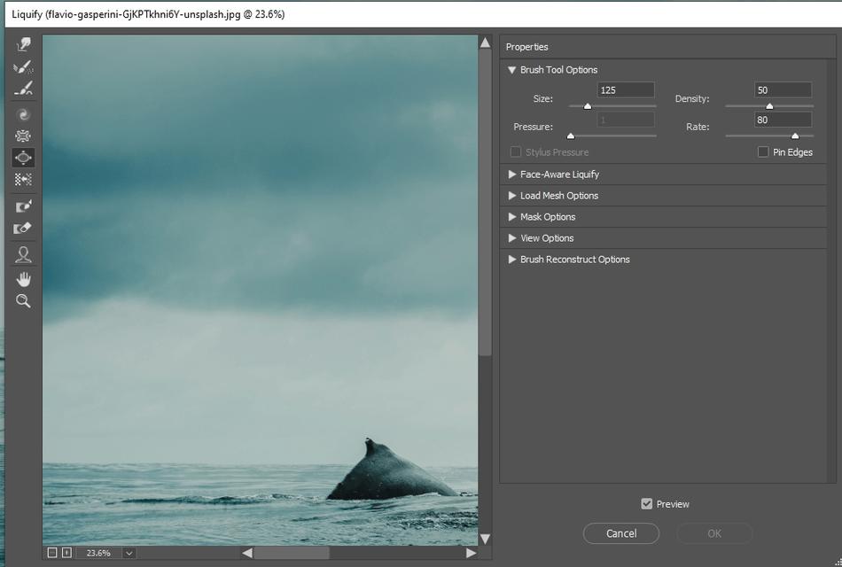 adobe photoshop properties 1