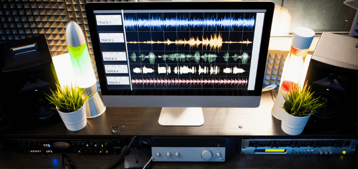 Adobe Audition vs Audacity