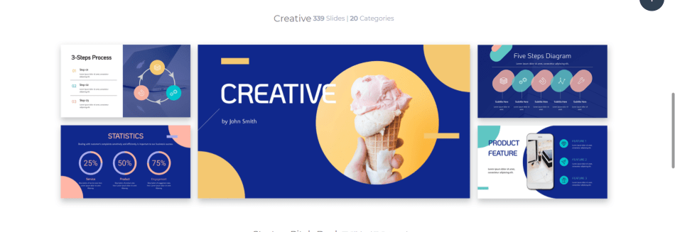 visme creative