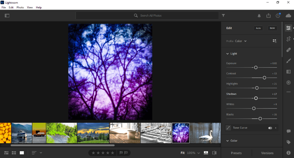 Adobe Lightroom Pro 01