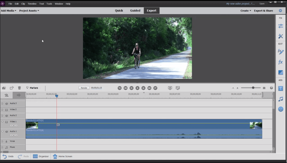 Adobe Premiere Elements 1