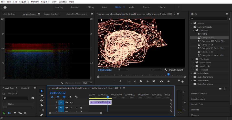 Adobe Premiere Pro 01