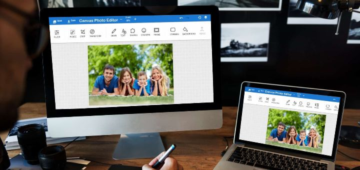 Canvas photo editor review featured