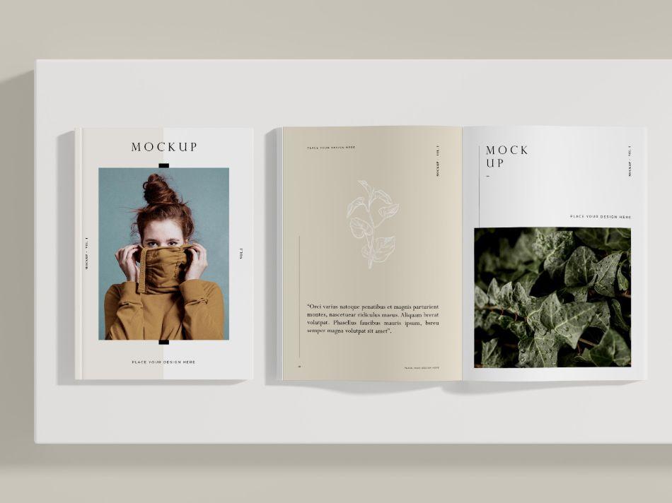 Graphic Type Editorial
