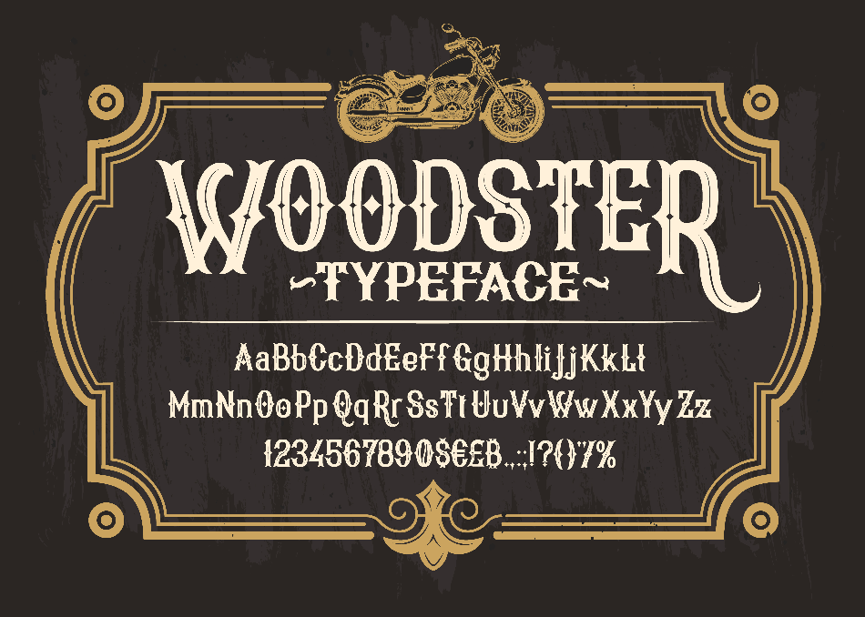 Graphic Types Typeface