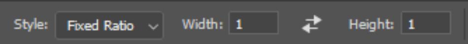 Fixed Ratio