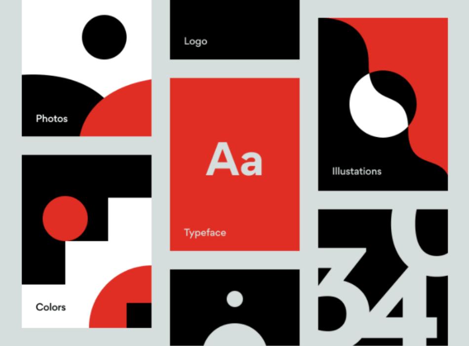 Consider Cohesive Design Elements
