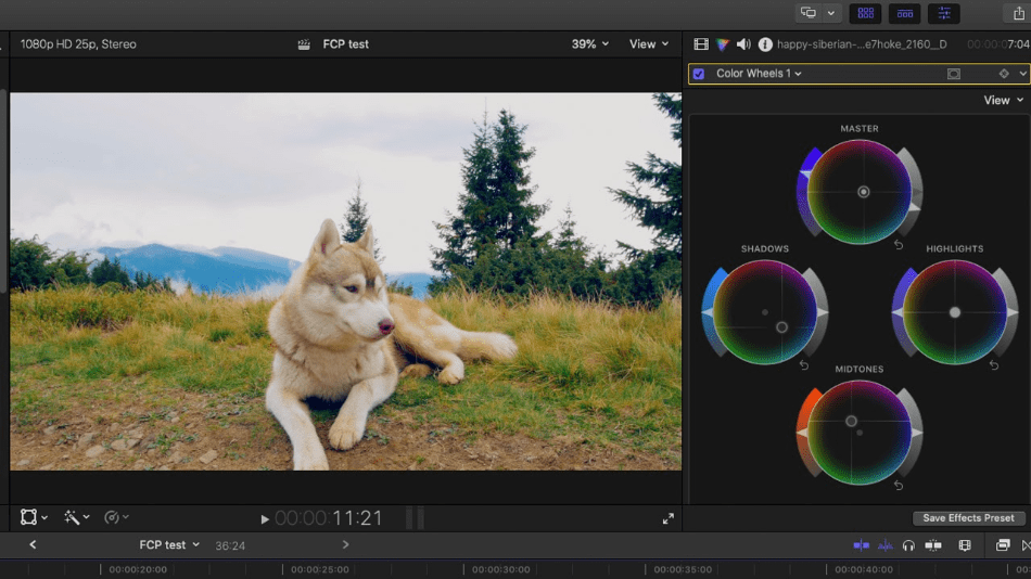 Final Cut Pro Ease of use 2