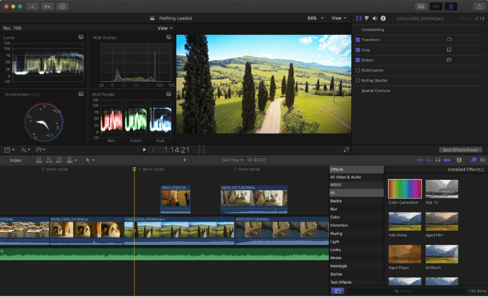 Final Cut Pro Features of a image 2 1