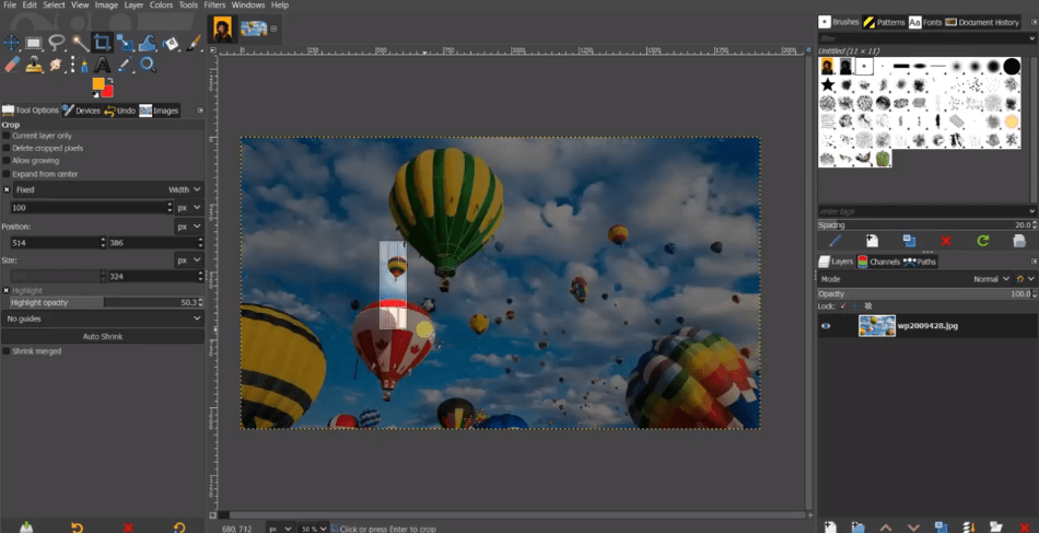 GIMPWorkflow