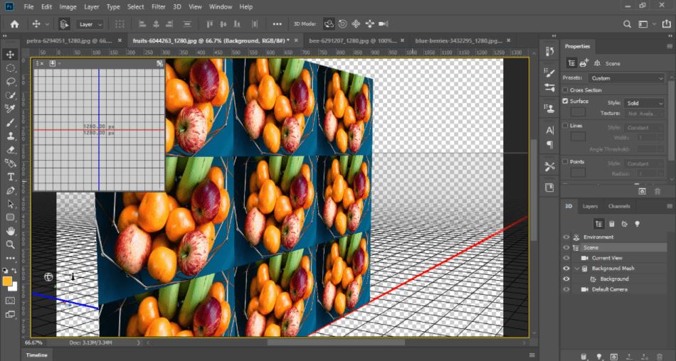 PhotoshopCC3D