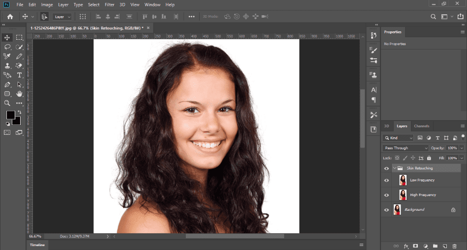 PhotoshopFrequencyCreation