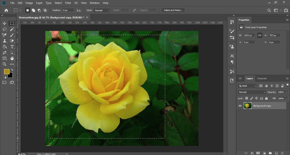 PhotoshopVignette01