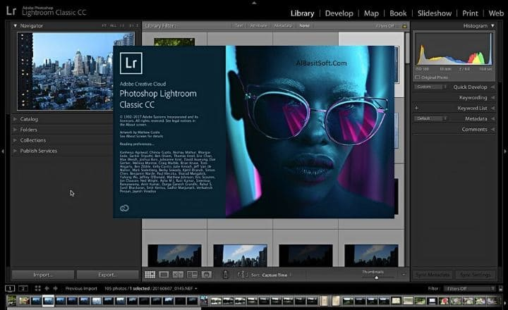 Adobe Photoshop Lightroom Classic CC Full Crack 2018 1 1